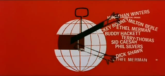 saul bass film credits
