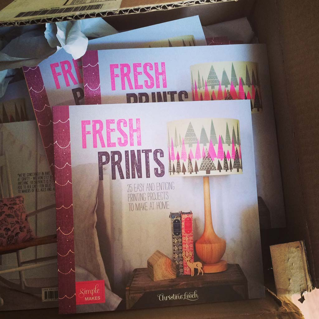 Fresh Prints delivery