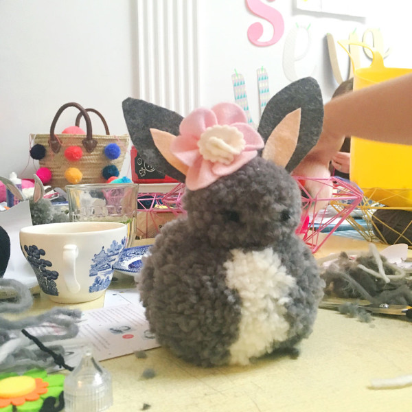 sewyeah easter bunny workshop 3