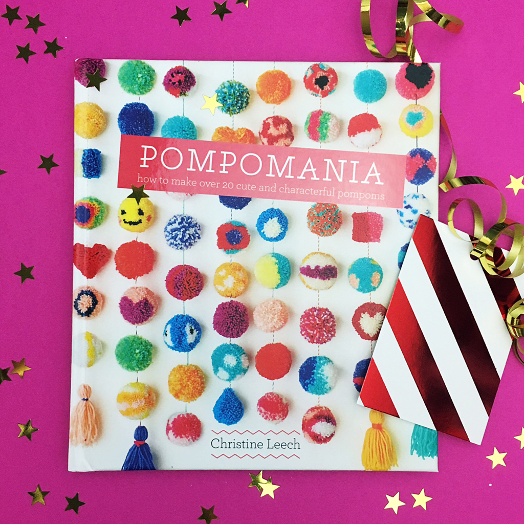 POMPOMANIA COVER ETSY