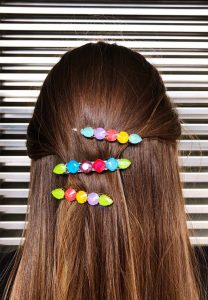 Gorgeous Gem Hair clips