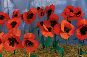 Make: Giant Paper Poppies